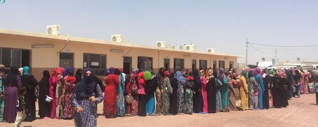 Irak: Cientos de miles de personas más podrían resultar desplazadas y desencadenar nueva crisis humanitaria