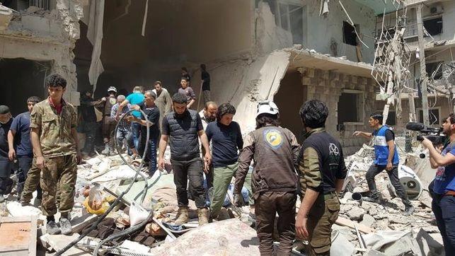 Los combates en Alepo dejan a dos millones de sirios sin agua potable