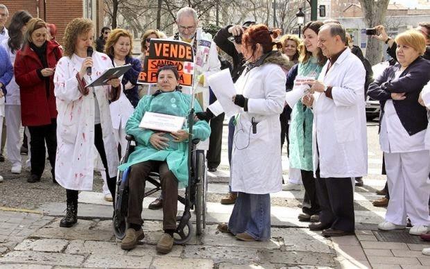 El deterioro del Sistema Sanitario se refleja en la opinión de la Ciudadanía
