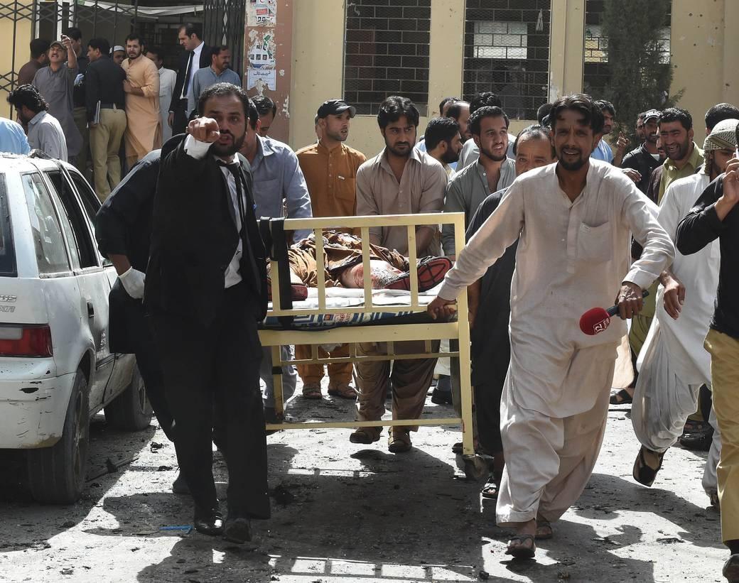 """Pakistán: El ataque al hospital de Quetta refleja un """"abominable desprecio por el carácter sagrado de la vida humana"""""""