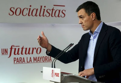 LA HORA DE PEDRO SÁNCHEZ Y EL PSOE
