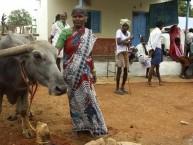 Ser mujer en la India