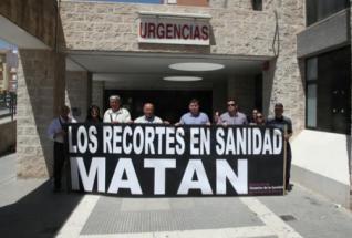 Los vecinos afectados por el cierre de urgencias retoman en septiembre sus protestas