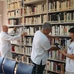 El Complejo Hospitalario Universitario de Albacete cuenta con un fondo de 5.000 libros