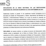 OPE Castilla la Mancha