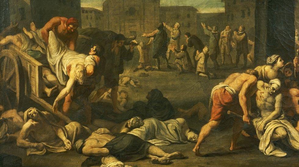 El ADN de las víctimas permite reconstruir la plaga de Justiniano