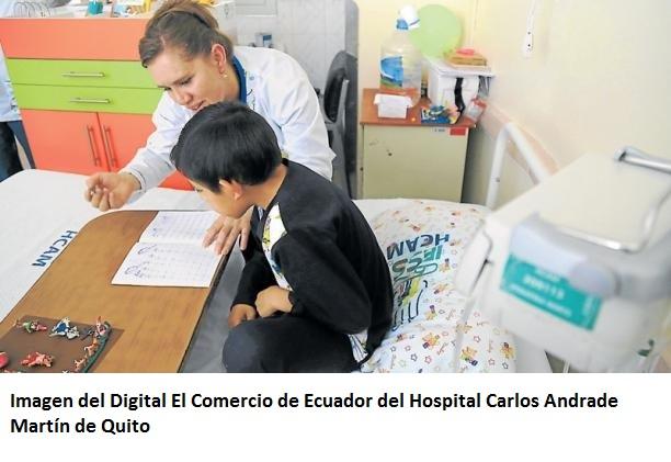 3 974 alumnos reciben clases en aulas hospitalarias este año.