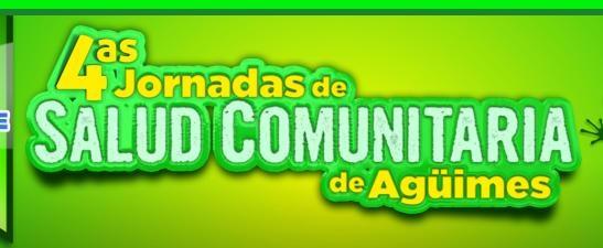 Charla SFC, FM y SQM en las 4ª Jornadas de Salud Comunitaria de Agüimes