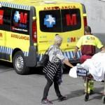 Ambulancias en negro