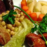 DIETA MEDITERRÁNEA: El mejor cocido madrileño