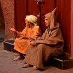 El Abuelo O'Hara nos aproxima al conocimiento de Marrakech (1)