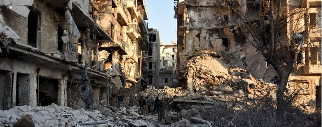 La población civil del este de la ciudad de Alepo teme actos de venganza