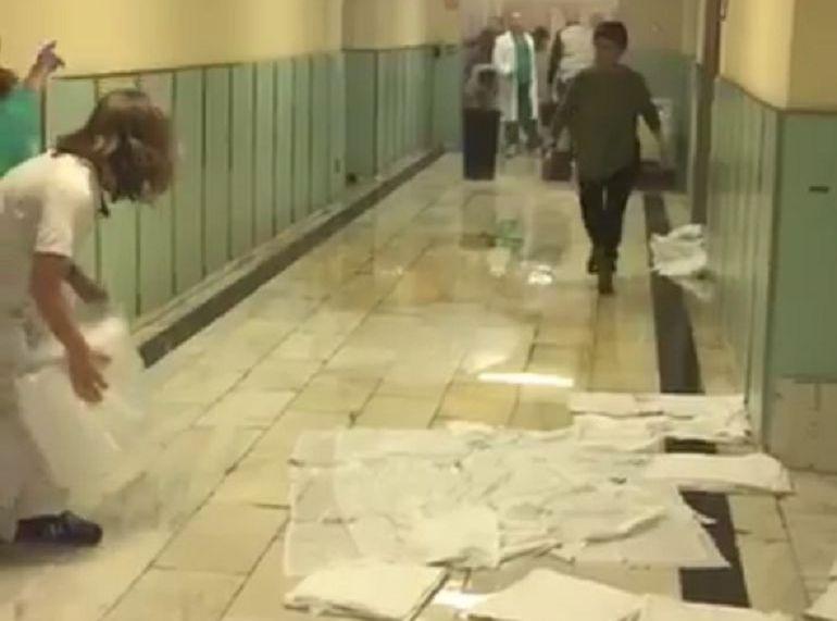 La falta de mantenimiento pasa factura a los hospitales madrileños