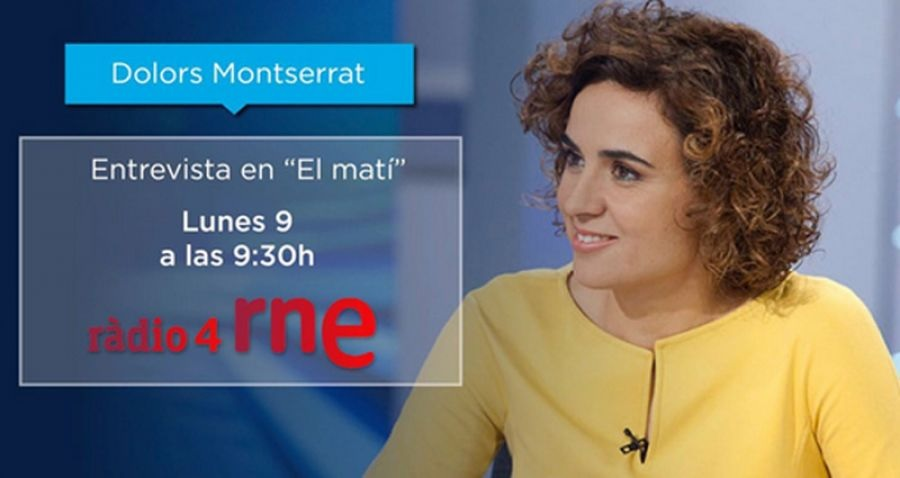 Dolors Montserrat provoca la primera crisis de Comunicación de Sanidad en 2017