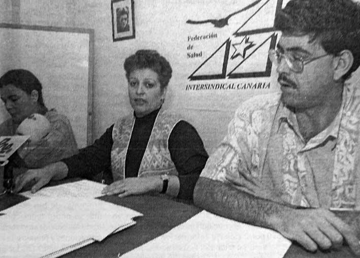 17 de enero de 1997: La Ley de incompatibilidades crea reacciones enfrentadas entre los sindicatos