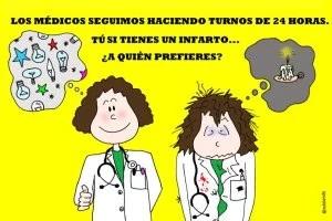 Médicos que castigan a otros médicos por defender una Medicina sana
