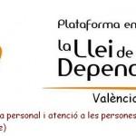 Plataforma de Defensa de la Ley Dependencia de Valencia