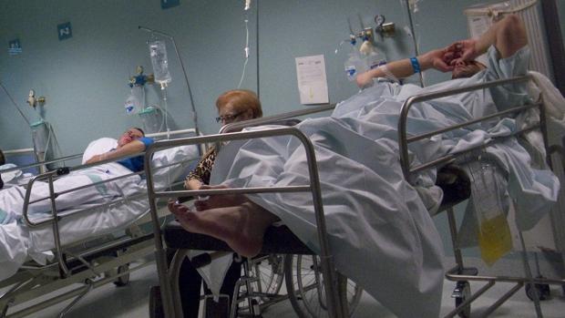 Se acentúa el colapso en los hospitales de Zaragoza: las urgencias, saturadas
