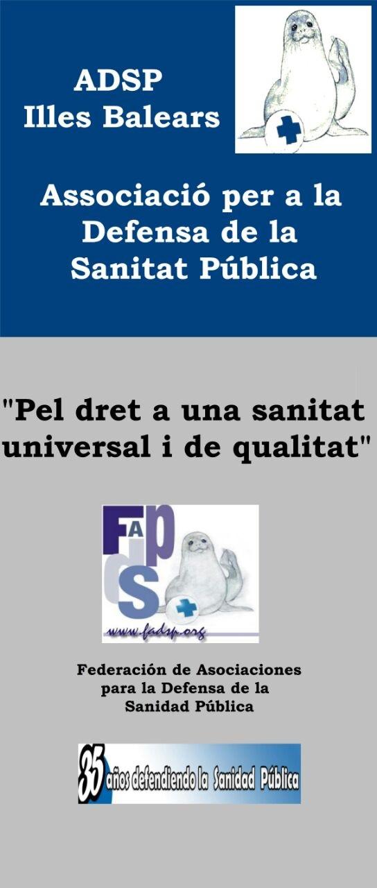 Presentación y Manifiesto ADSP Illes Balears