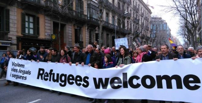 """""""Queremos acoger"""" reclama un frente común en defensa de las personas migrantes"""