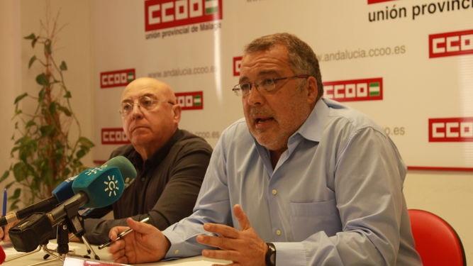 CCOO propone una manifestación si no hay avances sobre el hospital