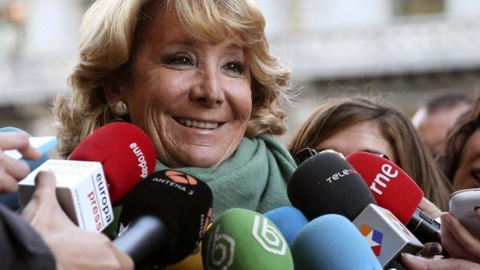 La UCO investiga a Esperanza Aguirre en una pieza separada de la Trama Púnica