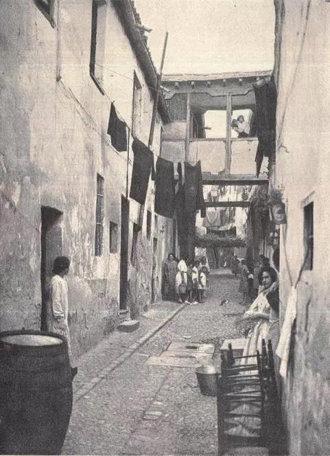 La mortalidad en los barrios bajos de Madrid (I) 1905 (1ª parte: el mapa de 1905)